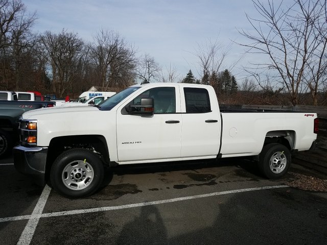 2019 Silverado 2500 Double Cab 4x4,  Pickup #K1154979 - photo 4
