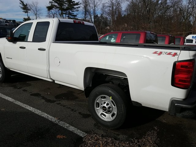 2019 Silverado 2500 Double Cab 4x4,  Pickup #K1154979 - photo 2