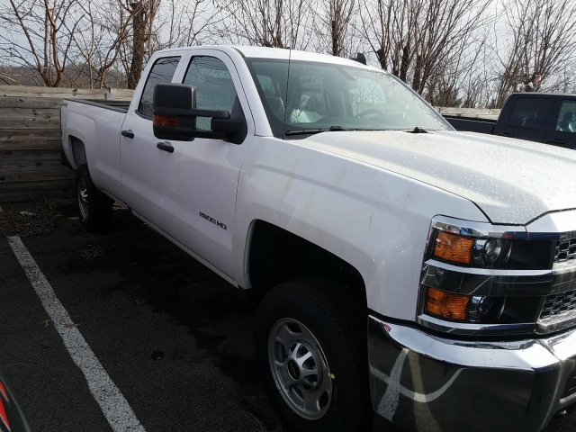 2019 Silverado 2500 Double Cab 4x4,  Pickup #K1154979 - photo 5