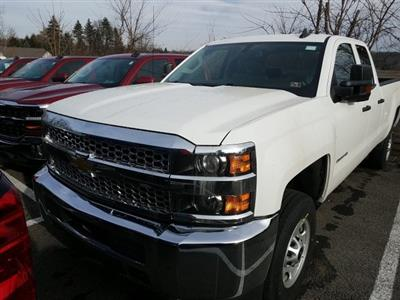 2019 Silverado 2500 Double Cab 4x4,  Pickup #K1154979 - photo 1