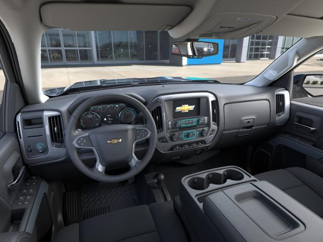 2019 Silverado 1500 Double Cab 4x4,  Pickup #K1207524 - photo 10