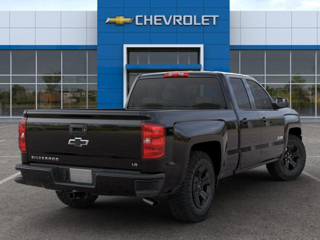 2019 Silverado 1500 Double Cab 4x4,  Pickup #K1207524 - photo 4