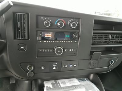 2019 Express 3500 4x2,  Reading Aluminum CSV Service Utility Van #K1210206 - photo 14