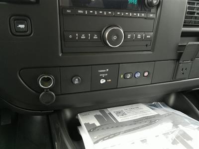 2019 Express 3500 4x2,  Reading Aluminum CSV Service Utility Van #K1210206 - photo 18