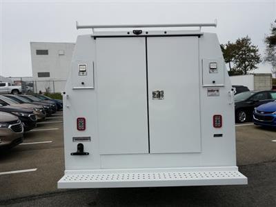 2019 Express 3500 4x2,  Reading Aluminum CSV Service Utility Van #K1210206 - photo 6