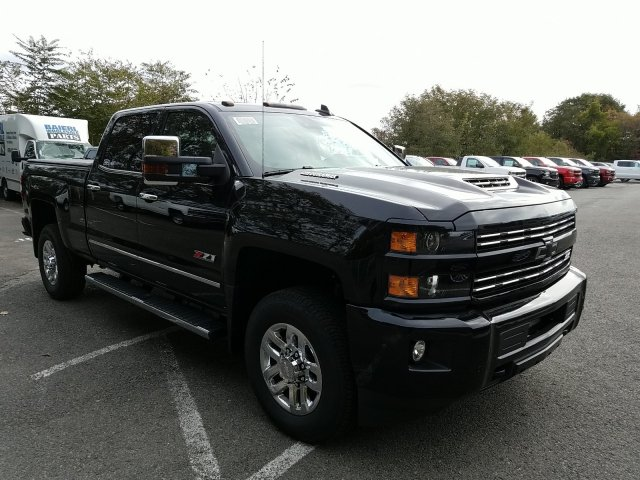 2019 Silverado 3500 Crew Cab 4x4,  Pickup #KF120438 - photo 3