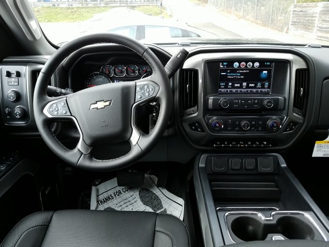 2019 Silverado 3500 Crew Cab 4x4,  Pickup #KF120438 - photo 12