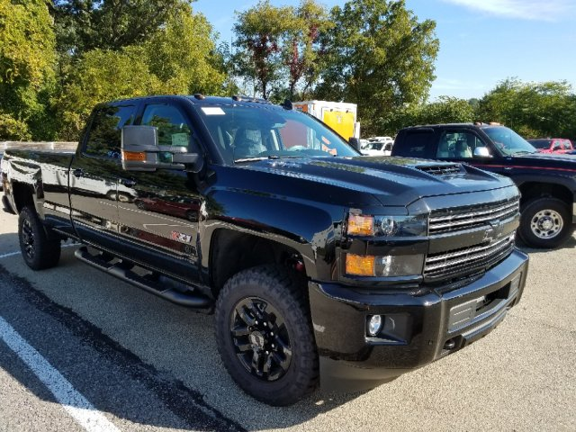 2019 Silverado 2500 Crew Cab 4x4,  Pickup #KF142414 - photo 3