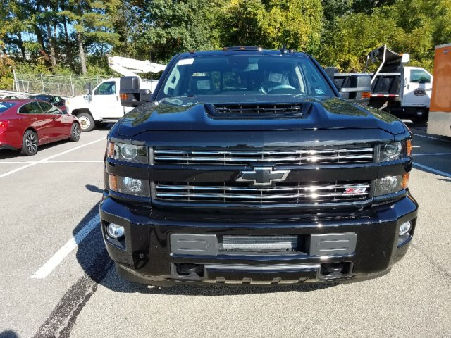 2019 Silverado 2500 Crew Cab 4x4,  Pickup #KF142414 - photo 4