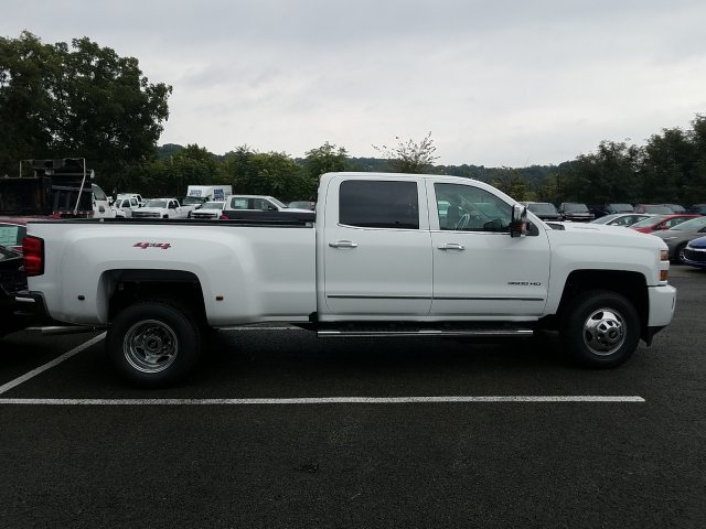 2019 Silverado 3500 Crew Cab 4x4,  Pickup #KF144591 - photo 8