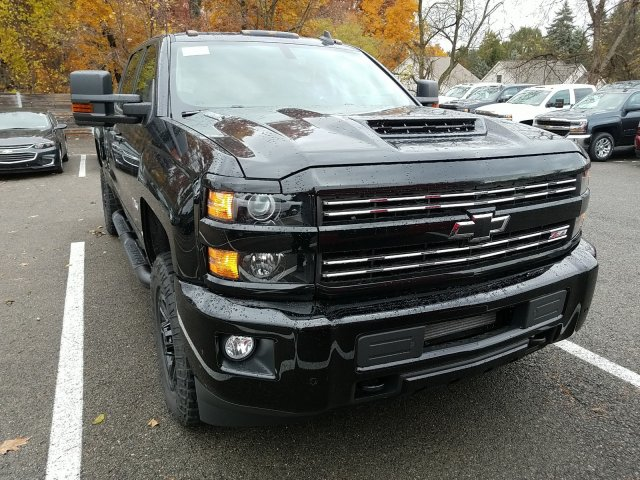 2019 Silverado 2500 Crew Cab 4x4,  Pickup #KF146049 - photo 4