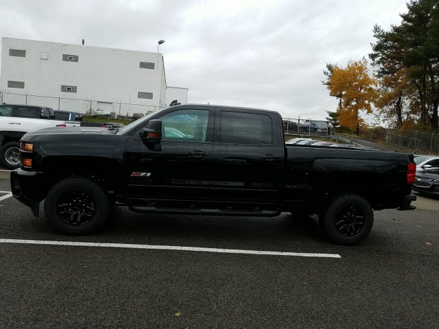 2019 Silverado 2500 Crew Cab 4x4,  Pickup #KF146049 - photo 5