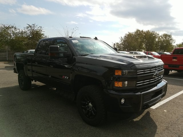 2019 Silverado 2500 Crew Cab 4x4,  Pickup #KF146566 - photo 3