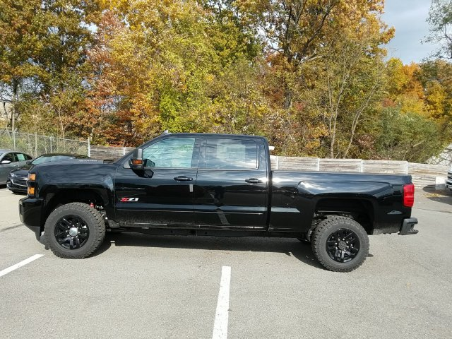 2019 Silverado 2500 Crew Cab 4x4,  Pickup #KF146566 - photo 5