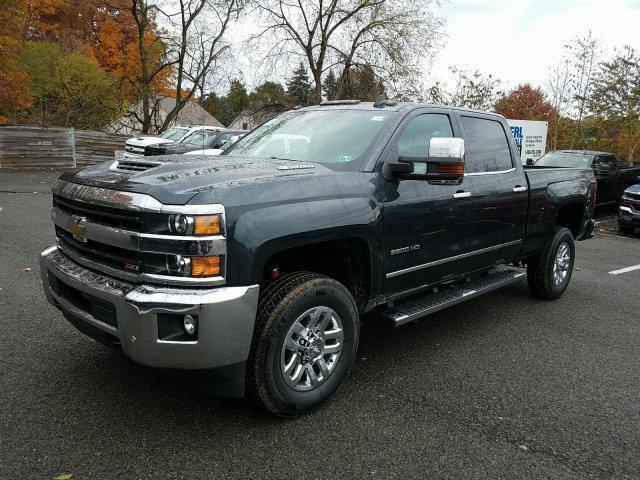 2019 Silverado 3500 Crew Cab 4x4,  Pickup #KF146852 - photo 1