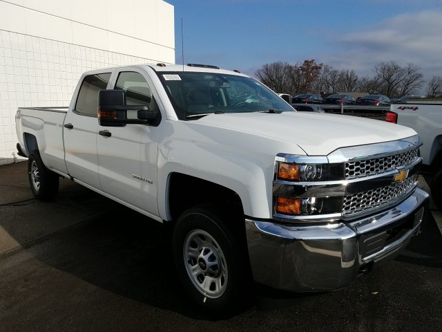 2019 Silverado 3500 Crew Cab 4x4,  Pickup #KF147666 - photo 3