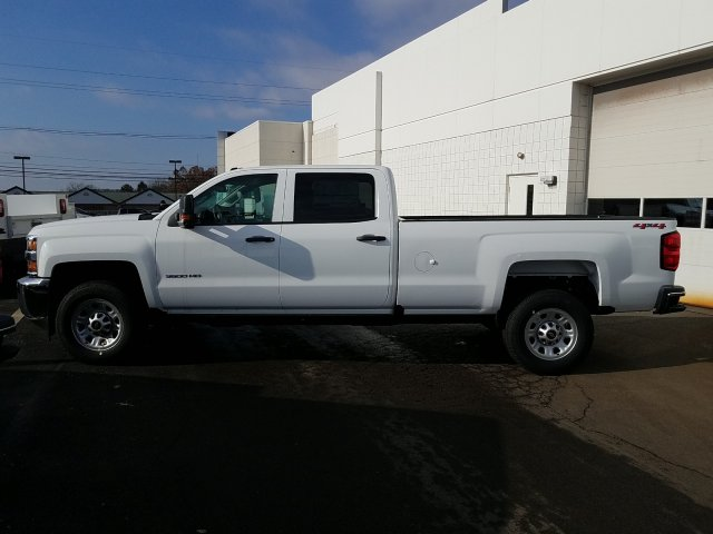2019 Silverado 3500 Crew Cab 4x4,  Pickup #KF147666 - photo 5
