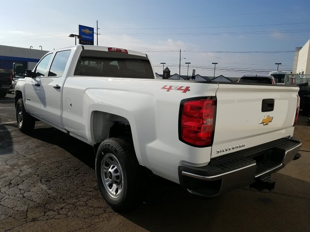 2019 Silverado 3500 Crew Cab 4x4,  Pickup #KF147666 - photo 2