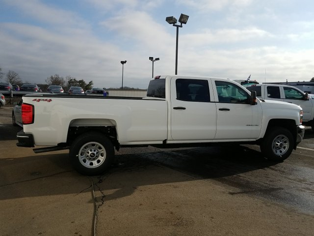 2019 Silverado 3500 Crew Cab 4x4,  Pickup #KF147666 - photo 8