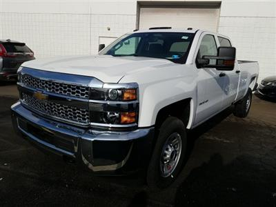 2019 Silverado 3500 Crew Cab 4x4,  Pickup #KF147666 - photo 1