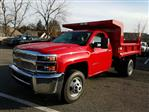 2019 Silverado 3500 Regular Cab DRW 4x4,  Rugby Dump Body #KF154033 - photo 1