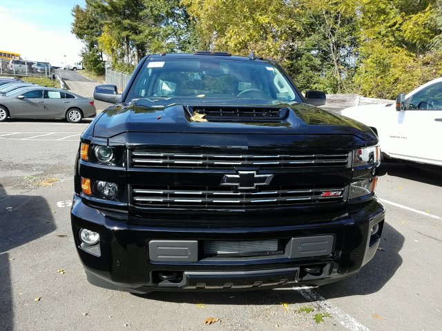 2019 Silverado 2500 Crew Cab 4x4,  Pickup #KF160781 - photo 4