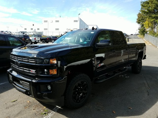 2019 Silverado 2500 Crew Cab 4x4,  Pickup #KF160781 - photo 1