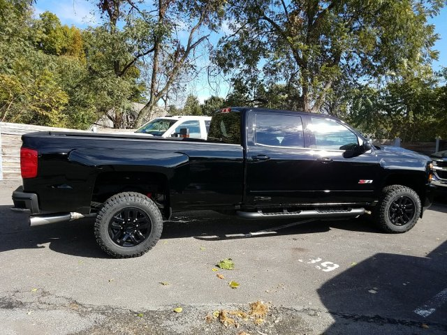 2019 Silverado 2500 Crew Cab 4x4,  Pickup #KF160781 - photo 8