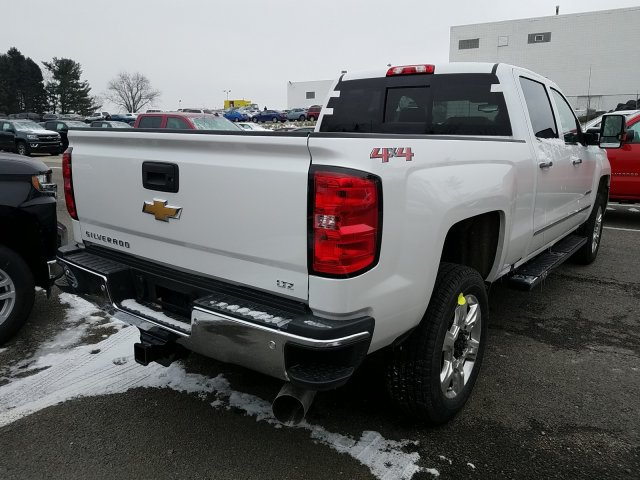 2019 Silverado 2500 Crew Cab 4x4,  Pickup #KF179168 - photo 7