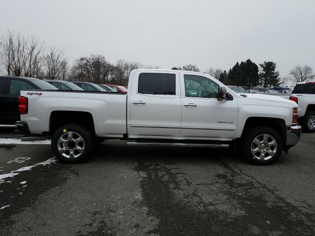 2019 Silverado 2500 Crew Cab 4x4,  Pickup #KF179168 - photo 8