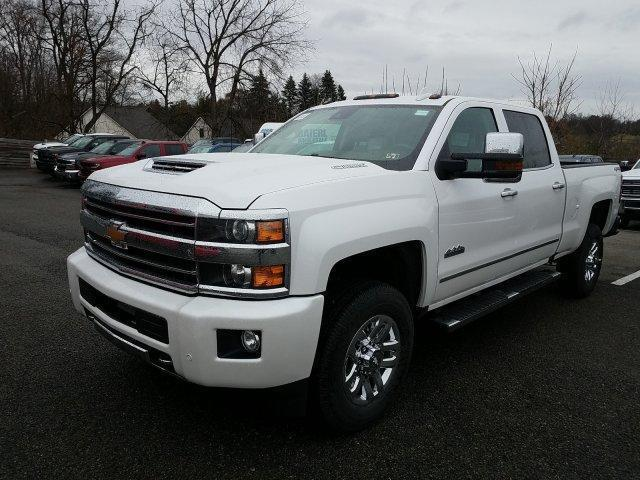 2019 Silverado 3500 Crew Cab 4x4,  Pickup #KF180074 - photo 1