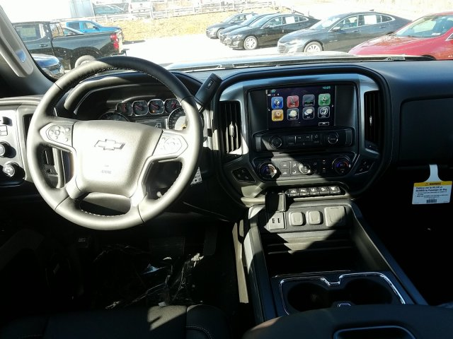 2019 Silverado 2500 Crew Cab 4x4,  Pickup #KF180978 - photo 12