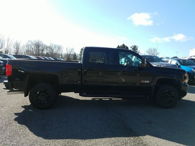 2019 Silverado 2500 Crew Cab 4x4,  Pickup #KF180978 - photo 8