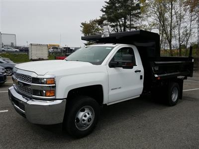 2019 Silverado 3500 Regular Cab DRW 4x4,  Rugby Z-Spec Dump Body #KF220698 - photo 1