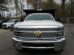 2019 Silverado 3500 Regular Cab DRW 4x4,  Rugby Z-Spec Dump Body #KF220698 - photo 4