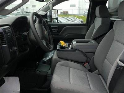 2019 Silverado 3500 Regular Cab DRW 4x4,  Rugby Z-Spec Dump Body #KF220993 - photo 10