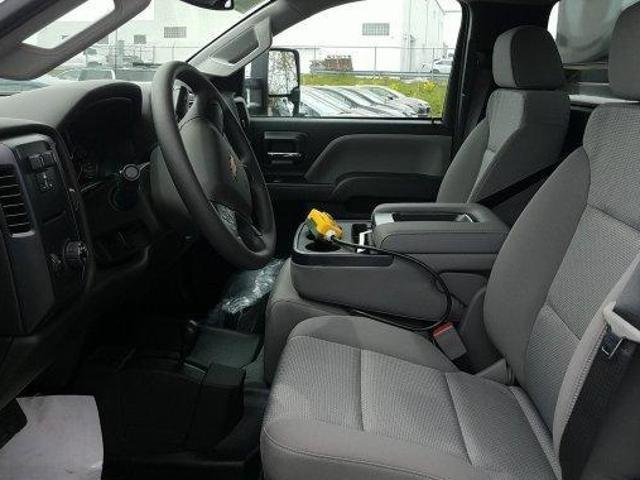 2019 Silverado 3500 Regular Cab DRW 4x4,  Rugby Z-Spec Dump Body #KF221545 - photo 10