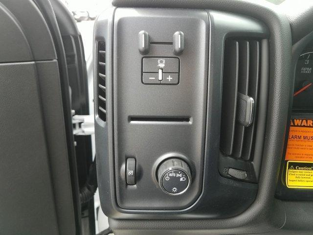 2019 Silverado 3500 Regular Cab DRW 4x4,  Rugby Z-Spec Dump Body #KF221545 - photo 17