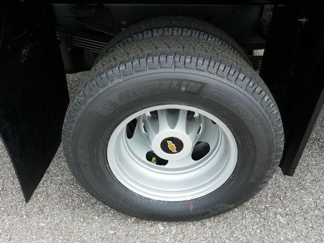 2019 Silverado 3500 Regular Cab DRW 4x4,  Rugby Z-Spec Dump Body #KF221545 - photo 9