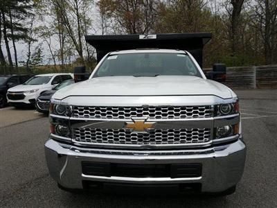 2019 Silverado 3500 Regular Cab DRW 4x4,  Rugby Z-Spec Dump Body #KF221944 - photo 3