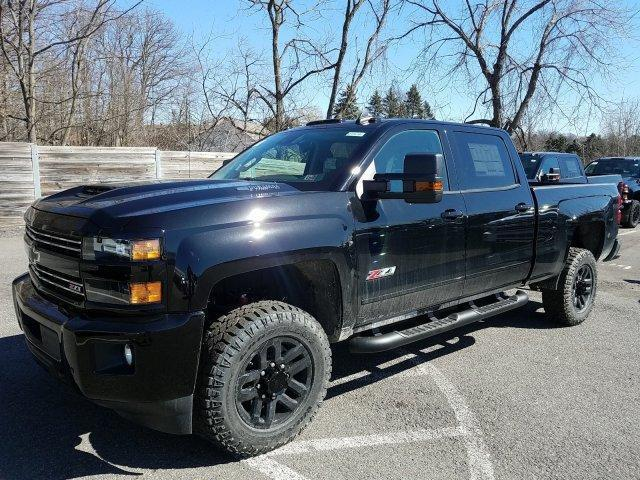 2019 Silverado 2500 Crew Cab 4x4,  Pickup #KF236716 - photo 1