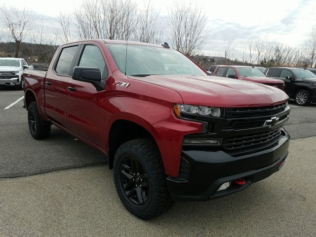 2019 Silverado 1500 Crew Cab 4x4,  Pickup #KG129336 - photo 3