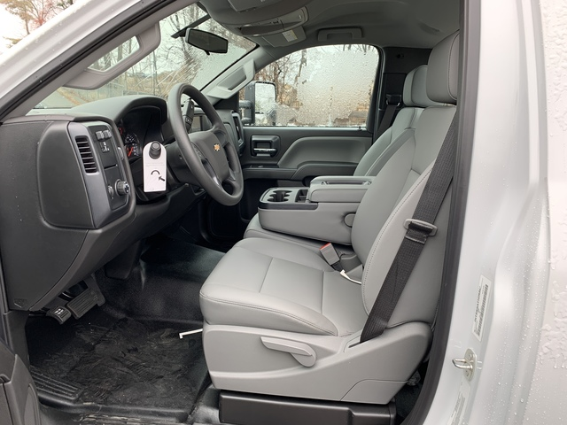 2019 Silverado Medium Duty Regular Cab DRW 4x2, Rugby Z-Spec Dump Body #KH146434 - photo 11