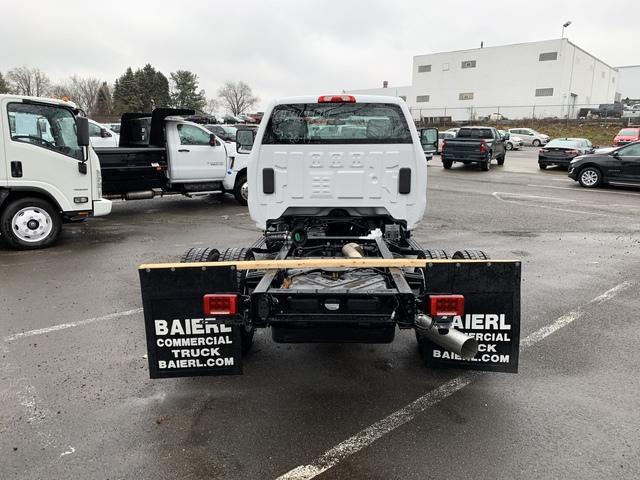 2019 Silverado Medium Duty Regular Cab DRW 4x2, Rugby Z-Spec Dump Body #KH146434 - photo 6