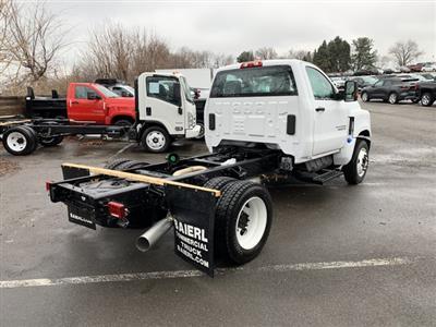 2019 Silverado Medium Duty Regular Cab DRW 4x2, Rugby Z-Spec Dump Body #KH146434 - photo 5