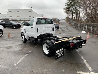 2019 Silverado Medium Duty Regular Cab DRW 4x2, Rugby Z-Spec Dump Body #KH146434 - photo 2