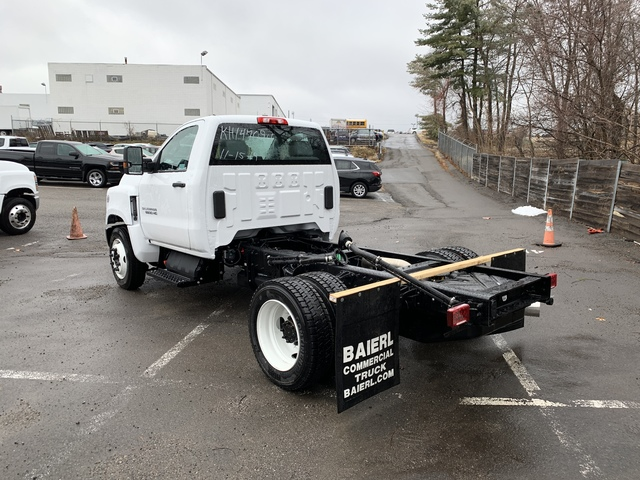 2019 Chevrolet Silverado Medium Duty Regular Cab DRW 4x2, Cab Chassis #KH147094 - photo 1