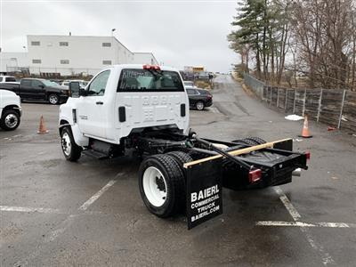 2019 Silverado Medium Duty Regular Cab DRW 4x2, Cab Chassis #KH147094 - photo 2