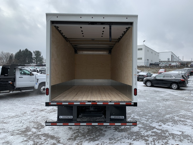 2019 Silverado Medium Duty Regular Cab DRW 4x2, Morgan Gold Star Dry Freight #KH245329 - photo 12