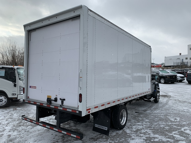 2019 Silverado Medium Duty Regular Cab DRW 4x2, Morgan Gold Star Dry Freight #KH245329 - photo 5
